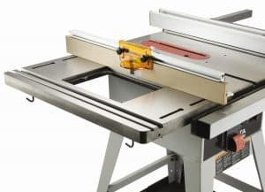 Extension Router Table