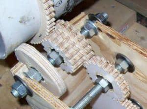 Make a Wooden Gear