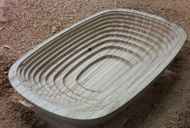 How to make a Wooden Bowl with a Router