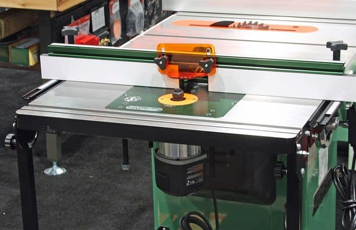 build a router table