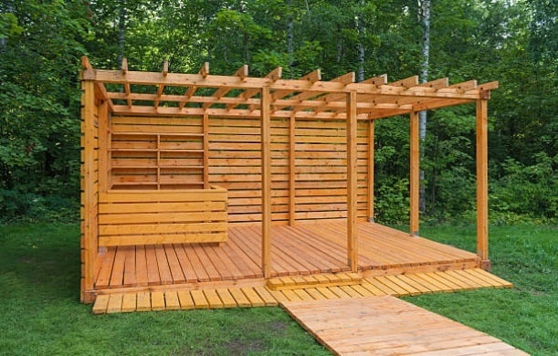 - How Much Does It Cost To Build A Pergola