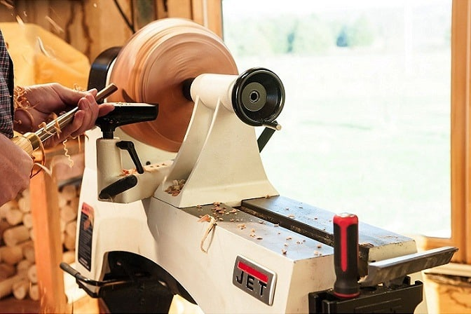 best wood lathe review