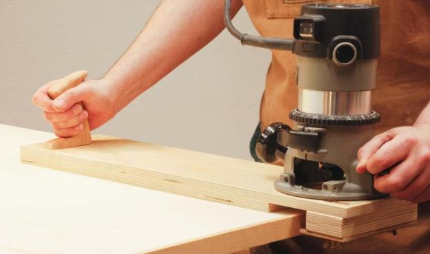 wood working router